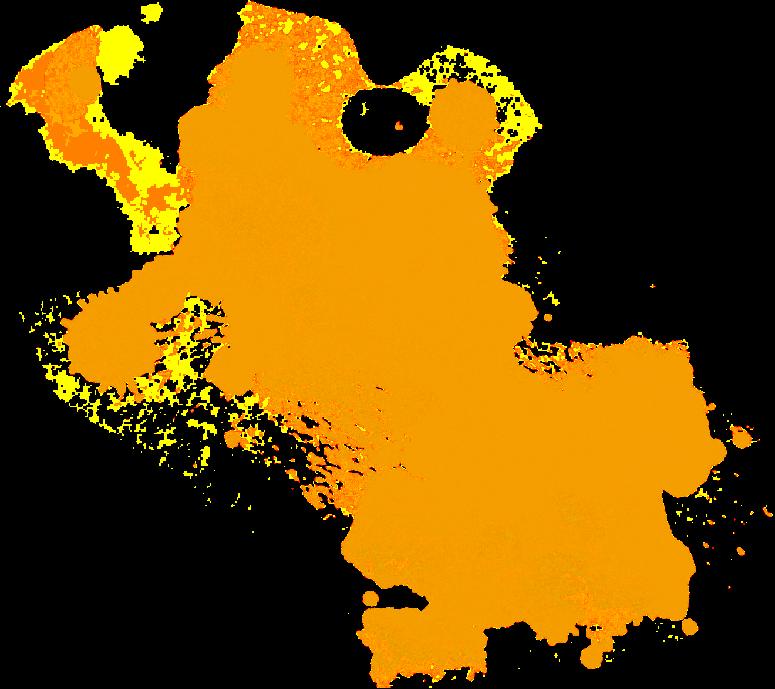 Yellow Blot